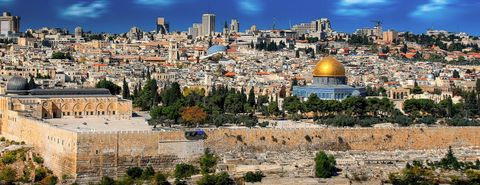 Request a Personalized Jerusalem Tour Itinerary