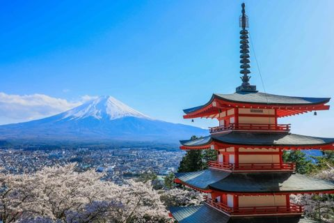 Request a Personalized Mount Fuji Tour Itinerary