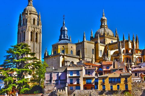 Request a Personalized Segovia Tour Itinerary