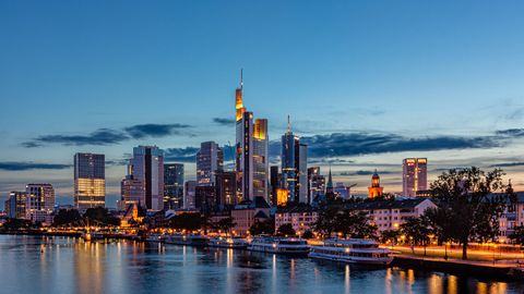 Request a Personalized Frankfurt Tour Itinerary