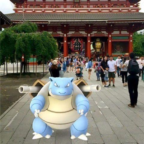 Pokémon Go Walking Tour in Tokyo - Best Tourist Places in Tokyo to Catch Pokémon