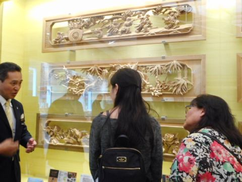 Travel around Japan at Nihonbashi, Tokyo