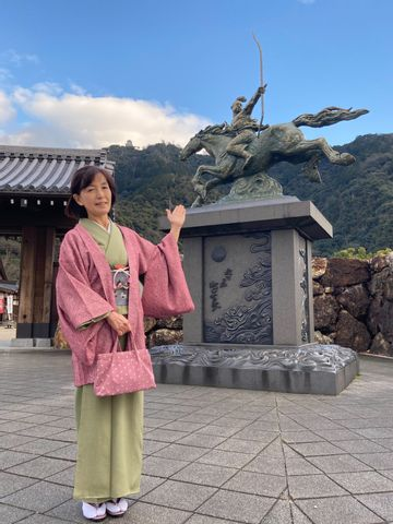 Samurai culture and Castle in Gifu