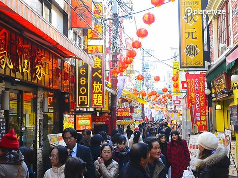 Yokohama Chinatown: Things to Do & Food to Try