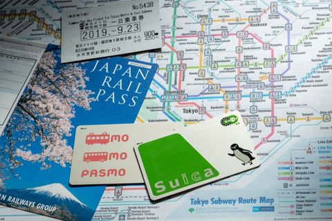 What's the best ticket for Tokyo transportation?