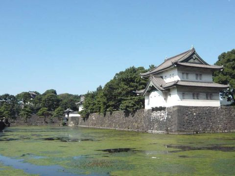 The Imperial Palace East Gardens and Asakusa