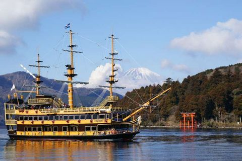 Hakone Private Day Tour