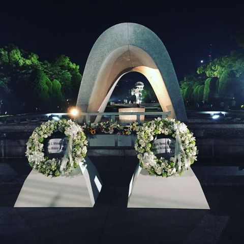 Two World Heritage Sites in Hiroshima