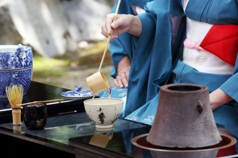 Experience a Tea Ceremony & Japanese Garden