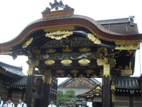NijyoCastle, time slip to Edo period