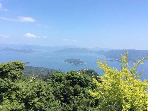 All day in Miyajima Island
