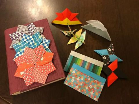 Tea ceremony, Origami and Furoshiki Experience