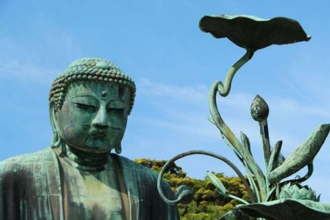Kamakura sightseeing with a private chartered van (1-18pax)