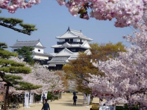 Capture Matsuyama Castle in a half day!