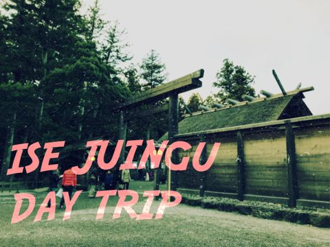 Ise Jingu Day Trip (Most Sacred Shrine in all of Japan)
