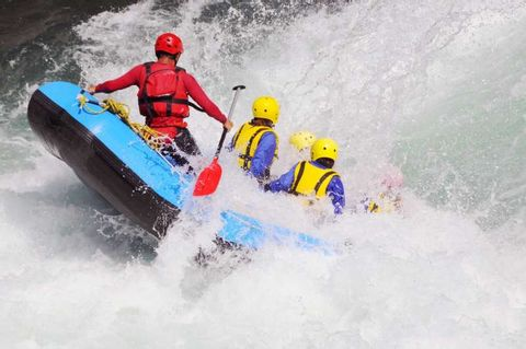 RAFTING/CANYONING/HYDRO SPEED 【half-day TOUR】