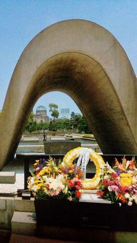 Hiroshima half day peace tour