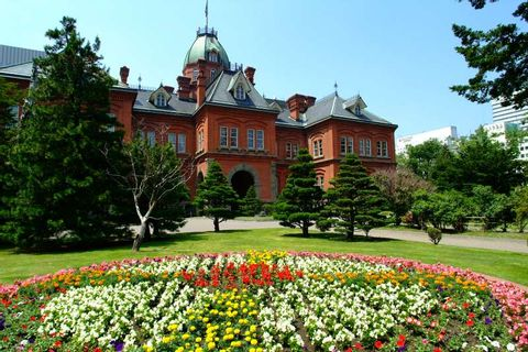 Sapporo Private Day Tour (Up to 8 passengers)
