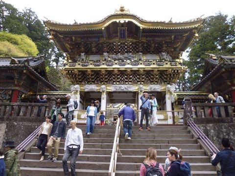 One day Nikko Excursion: Nature & History