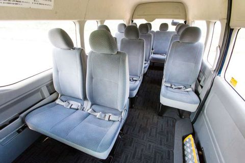 Private Transfer between New Chitose Airport and Your Hotel in Hakodate (Up to 8 passengers)