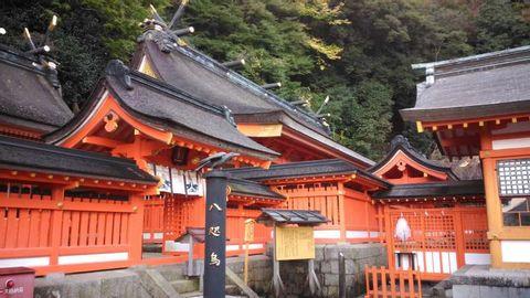 Daimonzaka, Nachi Taisha, Seigantoji, Nachi Waterfall