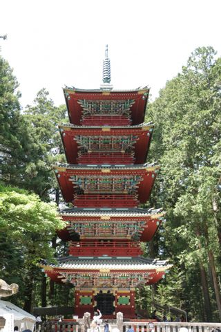 Nikko Walking Tour at the World Heritage Site.