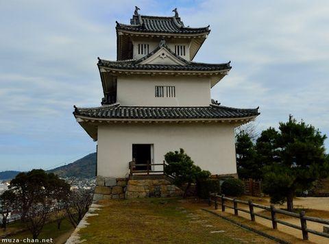 Marugame Castle Day Trip