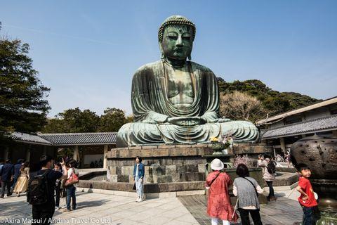 """Excursión de la ciudad antigua """"Kamakura"""""""
