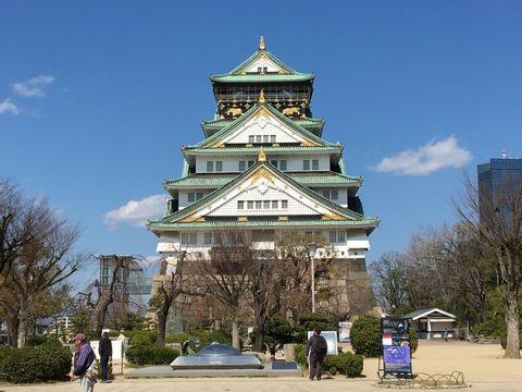 Osaka: Visite Guidée Privée d'une Journée des Temples