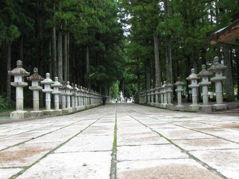 Mt Koyasan walking tour