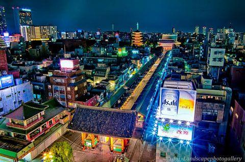Evening Tour Tokyo