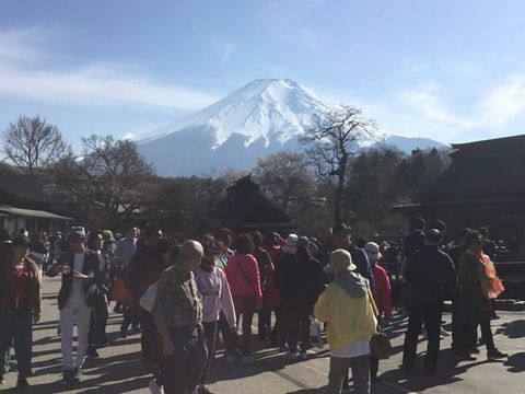 Mt.Fuji Tour as UNESCO World Culture Heritage