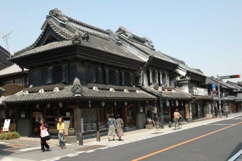 "Enjoy the atmosphere of good old Edo period in Kawagoe ""Little Edo""!!"