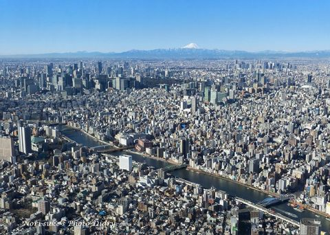 5 hours trip to enjoy ancient & modern Tokyo