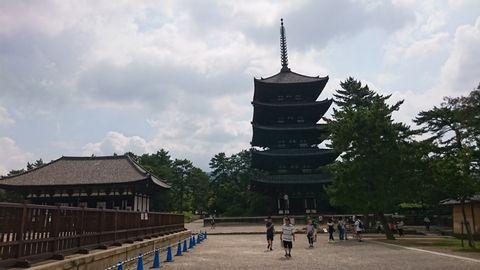 Let's feel ancient Japanese culture at Nara.