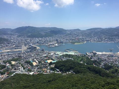 First time in Nagasaki