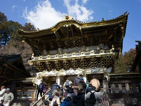 Nikko World Heritages in private - One day trip from Tokyo