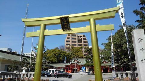 Golden walking tour in Gifu