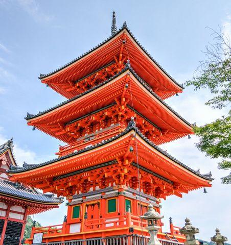 Kyoto,Arashiyama and Nara's highlights in 3 days' tour
