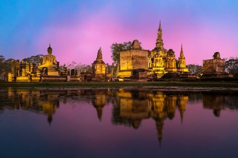 Private Bangkok Tour-Temples, Market, and Best Food