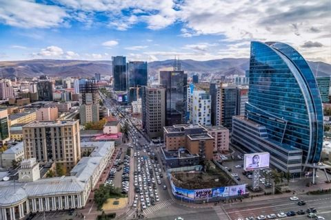 Mongolia-Ulaanbaatar Private City Tour