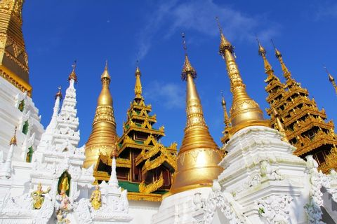 Yangon-Private Full Day Sightseeing