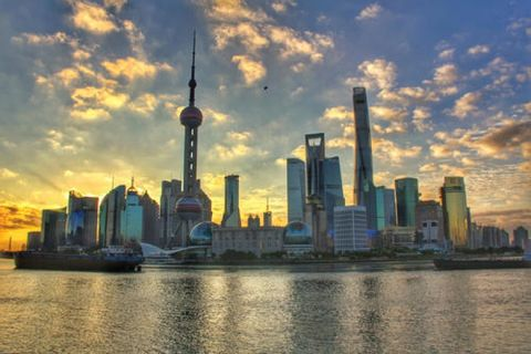 Shanghai One-Day Private Tour-the Classic & the Modern