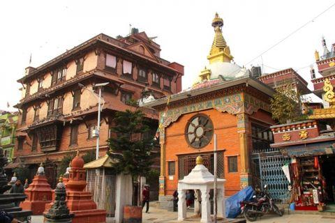 Private Full-day Walking & Driving Tour in Kathmandu