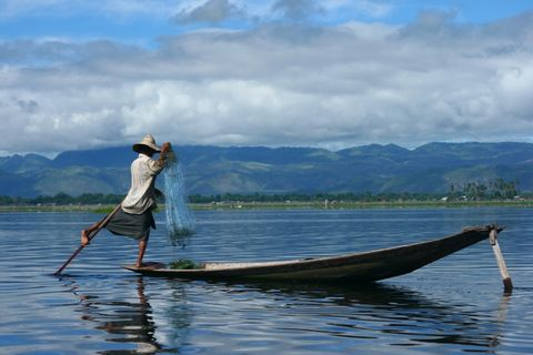 Full-day Private Inle Lake Tour by Boat