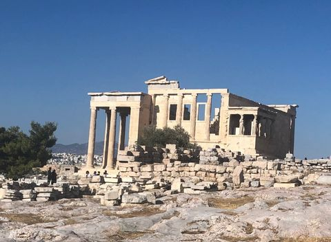 Full day Private Highlight Tour of Athens