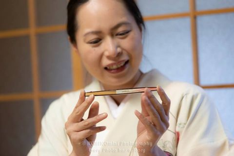 Online Traditional Japanese Tea Ceremony