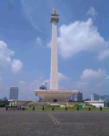 Look at Jakarta City Tour