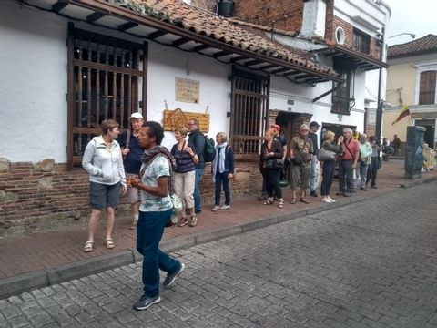 City Tour In Bogota