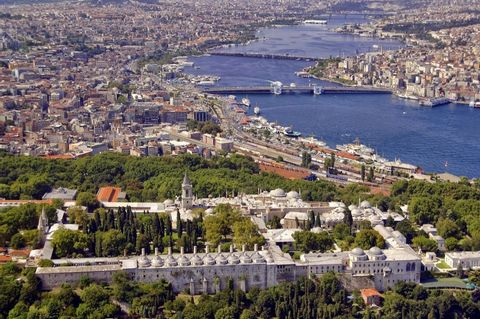 Topkapi Palace & Hareem Virtual Tour